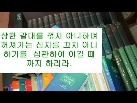 마태복음영해설교12장14-21절
