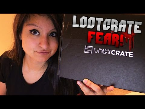 LOOT!!! - Are you ready to pee your pants!? It's a haunted Loot Crate of FEAR! Ooooogeeboogeeboogee! So scary. ▻ Loot Crate website: https://www.lootcrate.com/aphmau ▻Get 10% off when you subscribe...