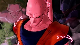 THE STRONGEST VILLAINS?! Canon Villains VS Movie Villains | Dragon Ball Raging Blast 2