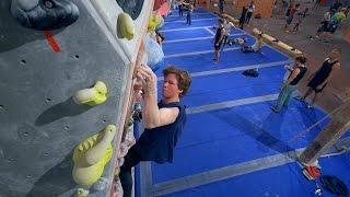 Nikken Is Back In Full Power! by Eric Karlsson Bouldering