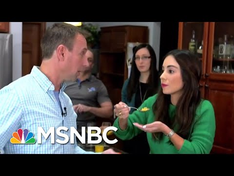 Family Divided Over Politics Talks Coming Together For Thanksgiving | Craig Melvin | MSNBC