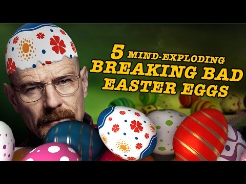 5 MindExploding Breaking Bad Easter Eggs