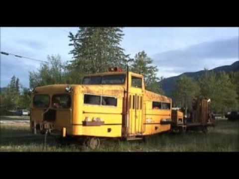 Model Logging Railroad Plans