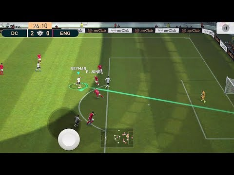 Pes Mobile 2019 / Pro Evolution Soccer / Android Gameplay #16