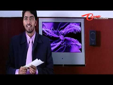 Allari Naresh Invents Talking Computer   Telugu Comedy