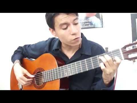 Ideas para adornar canciones campos armónicos  clase 55 Nuevo curso de guitarra HD Diego Erley