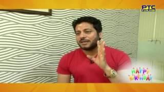 SURJIT KHAN   HAPPY BIRTHDAY   EXCLUSIVE   PTC Entertainment Show   PTC Punjabi