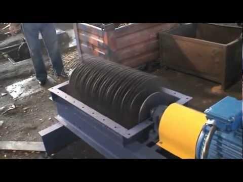 Молотковые дробилки для древесины своими руками