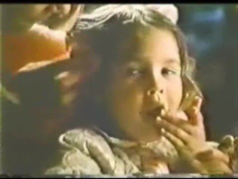 Drew Barrymore - Pillsbury Chocolate Chip Cookie Dough
