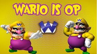 Wario is OP - Smash Bros. Wii U Montage