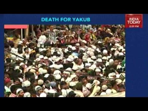 Yakub Memon's Body Taken For Burial At Bada Kabristan