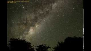 Sutherland South Africa  city pictures gallery : Time-Lapse South Africa Sutherland's Sky (HD)