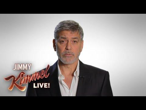 George Clooney Against DUMBF**KERY
