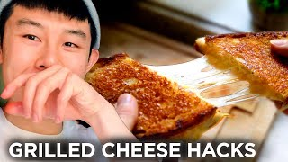 I Made Grilled Cheese Sandwiches Using 11 Hacks In A Row • Tasty by Tasty