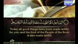 المصحف الكامل المرتل 06 للمقرئ أحمد بن علي العجمي
