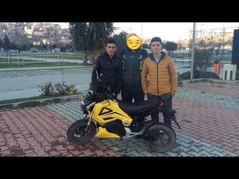 Video Kral Ava 4500 Elektrikli Motosiklet download in MP3, 3GP, MP4, WEBM, AVI, FLV January 2017