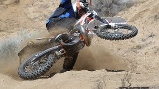 6. Dirt Rider 300cc Off-Road Two-Stroke Shootout Video: Beta