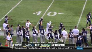 Aaron Dobson vs FIU (2011 Bowl)