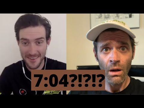 Interview: EVERESTING RECORD SMASHED! How Did Ronan McLaughlin Beat CONTADOR by Over 20 Minutes?!