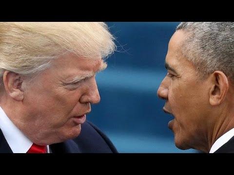 Στο Κογκρέσο οι ισχυρισμοί Τραμπ για τηλεφωνικές υποκλοπές