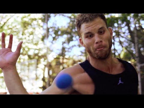 Blake Griffin Cross-Trains with Timbo Gonzalez