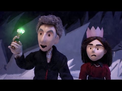 Enjoy The Doctor Puppet Christmas Special: The Planet That Came For Christmas