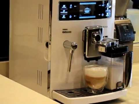 White Saeco Xelsis Espresso Machine Super-automatic FOR-SALE