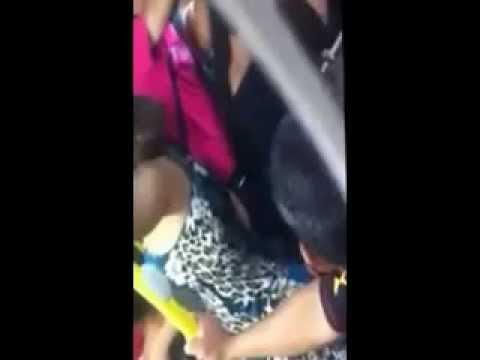 XxX Hot Indian SeX Man tries to abuse girl on the bus GEts his ass Kicked by the husband.3gp mp4 Tamil Video