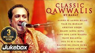 Video Classic Qawwalis by Rahat | Top Romantic Qawwalis | Rahat Fateh Ali Khan MP3, 3GP, MP4, WEBM, AVI, FLV Juli 2018