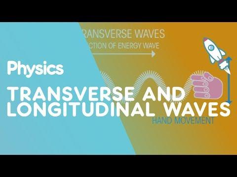 Longitudinal and Transverse Wave