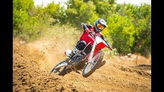 3. Racer X Films: Dialed In: 2018 Honda CRF450R