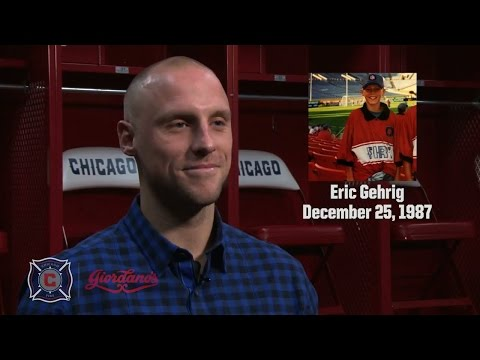 Video: Eric Gehrig plays The Birthday Game