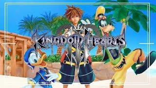Hemos envejecido para Kingdom Hearts 3 [Análisis]