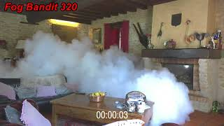 Fog Bandit 320 – Residential Protection 2