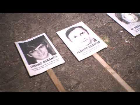 """""""El voto que el alma pronuncia: por la democracia contra la impunidad"""""""