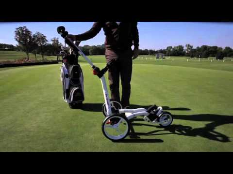 Video Demonstration of big Max Ti 2000 Golf Trolley