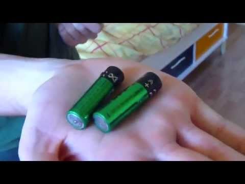 Chargeur piles alcalines : Incroyables Exp�riences