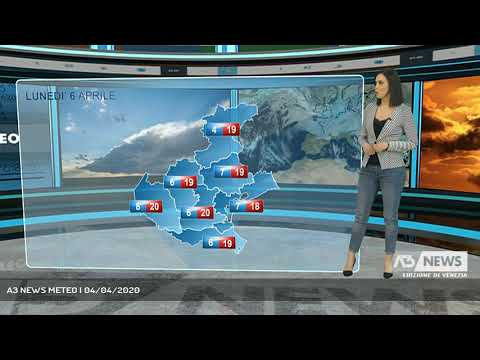 A3 NEWS METEO | 04/04/2020