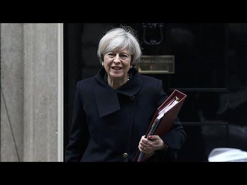 Στη δημοσιότητα η «Λευκή Βίβλος» του Brexit
