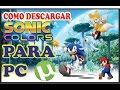 Descargar Sonic Colours Pc Torrent