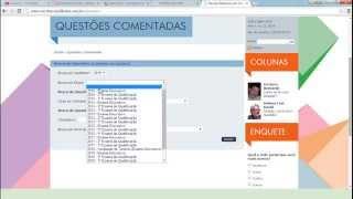 Vestibular UERJ - Dicas de como Estudar para o 1 Exame de Qualificação - META de acertos - Conceitos - Quais matérias devo estudar? --- Português ...