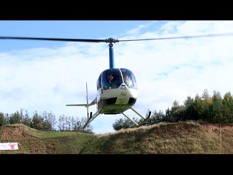 Вертолетный триатлон 2015