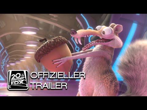 Ice Age - Kollision voraus! | Trailer 3