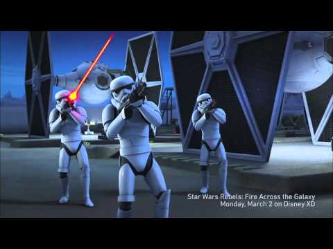 Star Wars Rebels 1.15 (Preview)