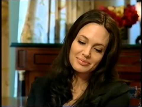 Angelina Jolie & Clint Eastwood interview on Enough Rope (2008)