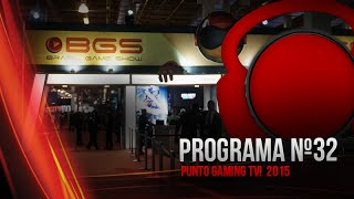 Punto.Gaming! TV S03E32 en VIVO