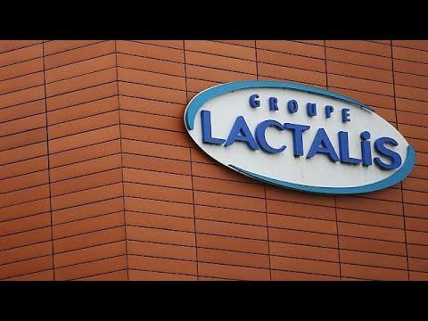 Lactalis: «Θα αποζημιώσουμε τις οικογένειες που υπέφεραν»