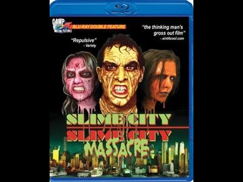 "Mrparka Review's ""Slime City And Slime City Massacre"" (Double Feature Blu-Ray)"