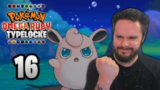 GRANNY'S GONNA DO ME | Pokémon Omega Ruby Randomizer Typelocke Part 16 by Ace Trainer Liam