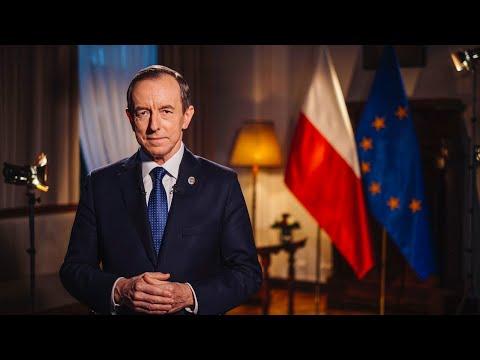 Orędzie Marszałka Senatu prof. Tomasza Grodzkiego